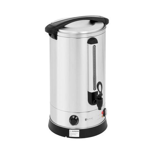 Royal Catering Wasserkocher - 20,5 L - 2.500 W - doppelwandig 10011697