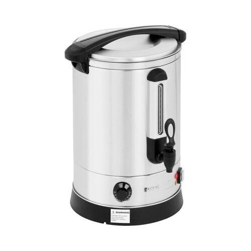 Royal Catering Wasserkocher - 14,5 L - 2.500 W - doppelwandig 10011698
