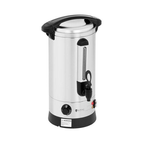 Royal Catering Wasserkocher - 8,7 L - 1.500 W - doppelwandig 10011699