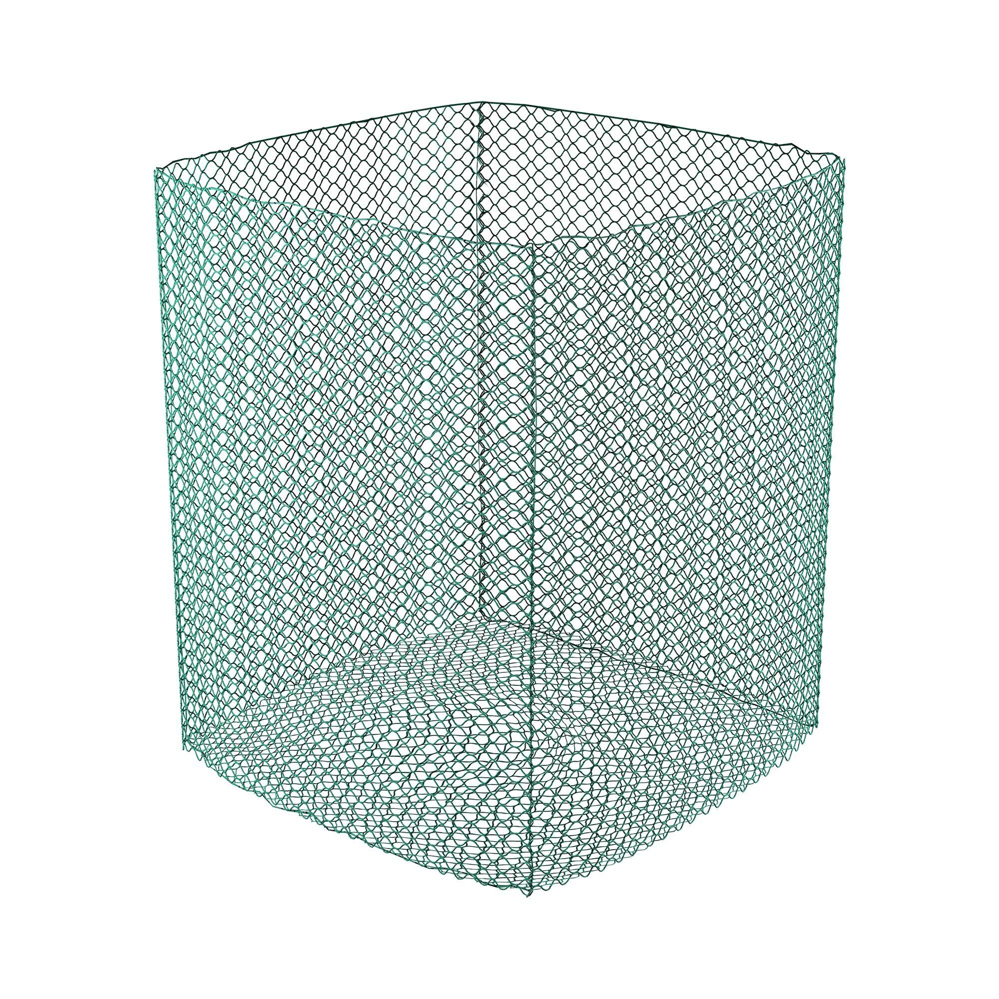 Wiesenfield Heunetz Rundballen - 1,4 x 1,4 x 1,6 m - engmaschig WIE-NET-1