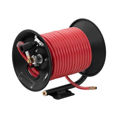 MSW Druckluft-Schlauchtrommel - 30 m - 250 bar