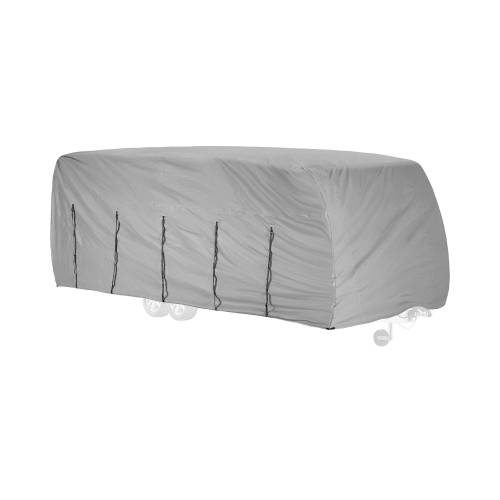 MSW Wohnmobil Schutzhülle - 500 x 220 x 250 cm MSW-CC-500-130