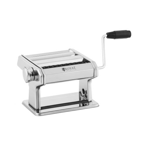 Royal Catering Nudelmaschine - 14 cm - 0,5 bis 3 mm - manuell 10011630