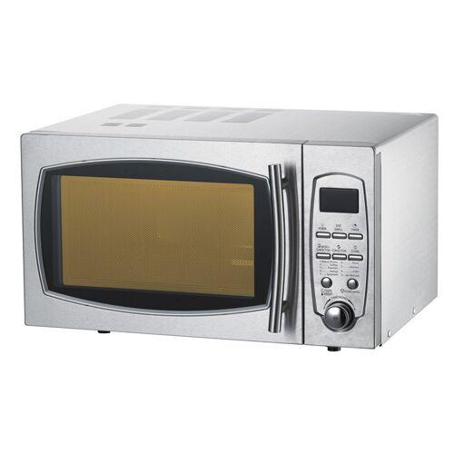 GGG Mikrowelle - 483 x 442 x 281 mm - Gehäuse und Garraum aus Edelstahl 10173583