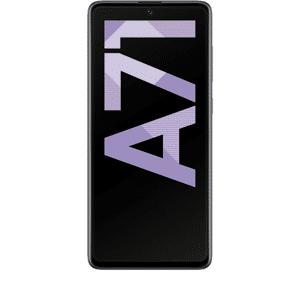 Samsung Galaxy A71 128 GB prism crush black mit Smart