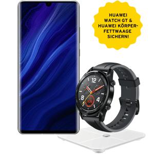 Huawei P30 Pro New Edition 256 GB silber mit Allnet Flat L