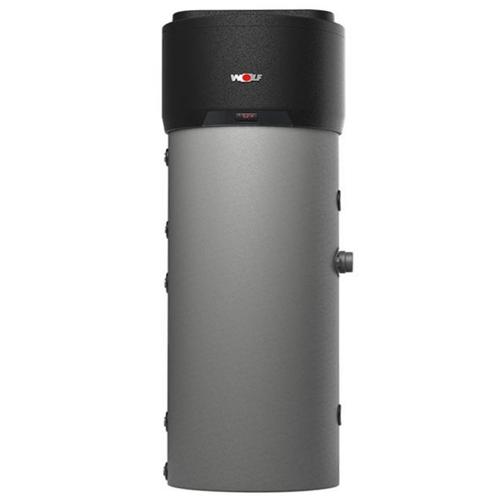 Wolf Heiztechnik Wolf Warmwaser-Wärmepumpe SWP-260 Heizleistung 1,9kW, Speicherinhalt 260 L