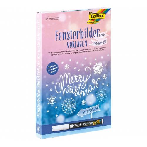 Persen Verlag Fensterbilder-Set Herbst/Winter