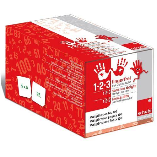 Westermann Lernspielverlage 1-2-3 fingerfrei bei Dyskalkulie / 1-2-3 fingerfrei bei Dyskalkulie 4