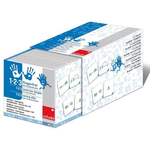 Westermann Lernspielverlage 1-2-3 fingerfrei bei Dyskalkulie / 1-2-3 fingerfrei bei Dyskalkulie 5
