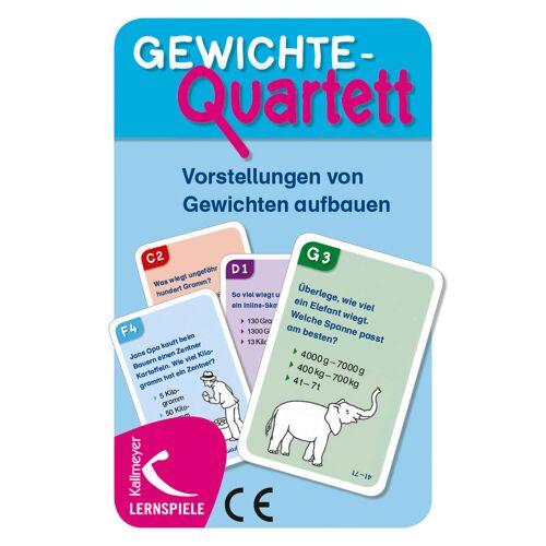 AOL-Verlag Gewichte-Quartett