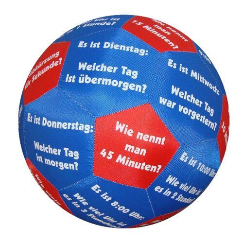 Persen Verlag Hands On Lernspielball - Zeit und Uhrzeit