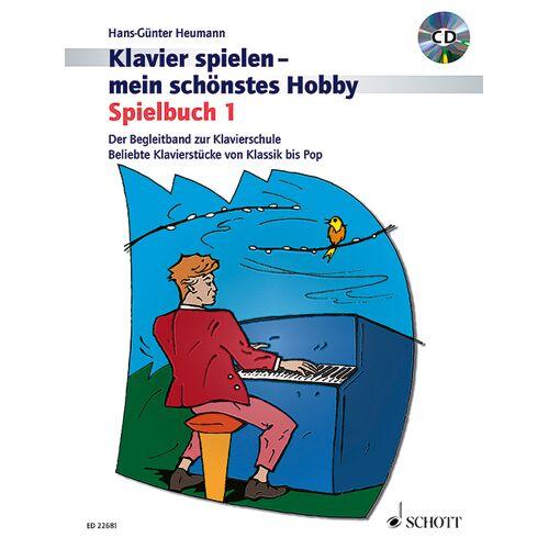 Schott Music Spielbuch 1