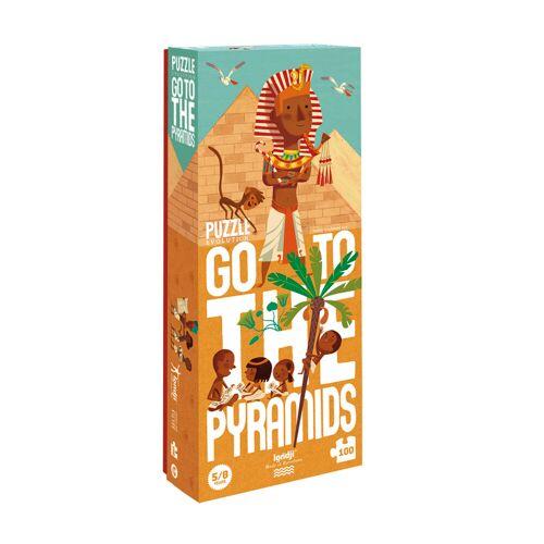 Persen Verlag Ägypten, Pharaone und Pyramiden - Puzzle