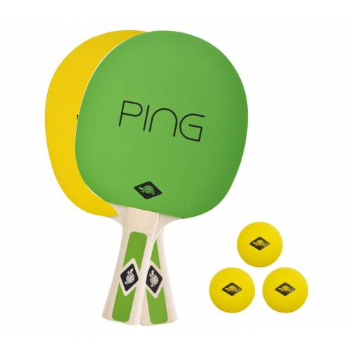Persen Verlag Tischtennis-Set Ping Pong, 5-teilig
