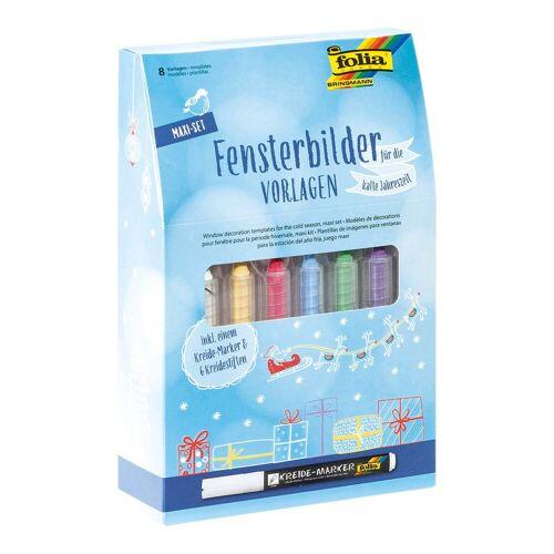 Persen Verlag Fensterbilder-Maxi-Set Herbst/Winter