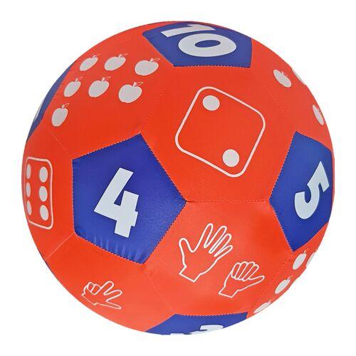 Persen Verlag Hands On Lernspielball - Zahlen und Mengen bis 10