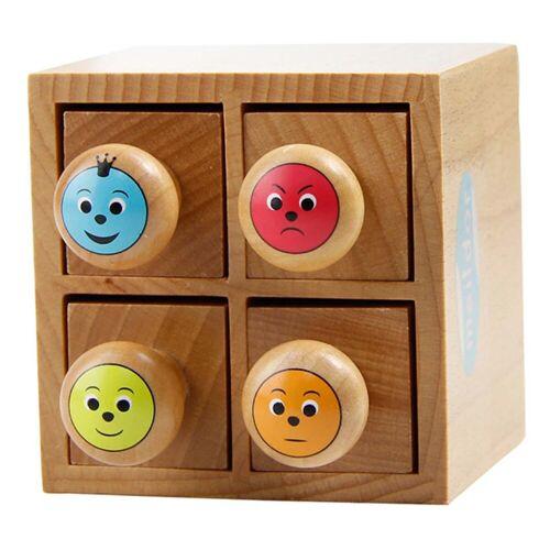 Persen Verlag Motivationsstempel in der Box - Smileys