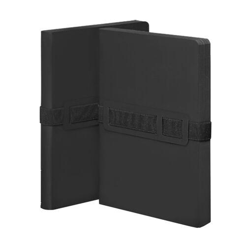 Persen Verlag nuuna Notizbuch Voyager L - black