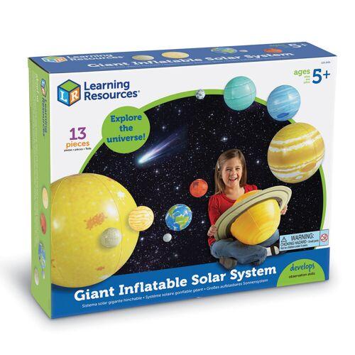 Persen Verlag Aufblasbares Sonnensystem, 11er-Set