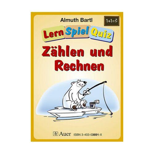 Auer Verlag LernSpielQuiz - Zählen und Rechnen