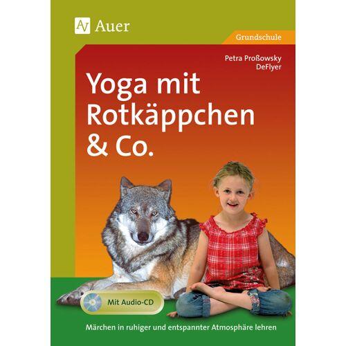 Auer Verlag Yoga mit Rotkäppchen & Co.