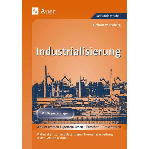 Auer Verlag Industrialisierung