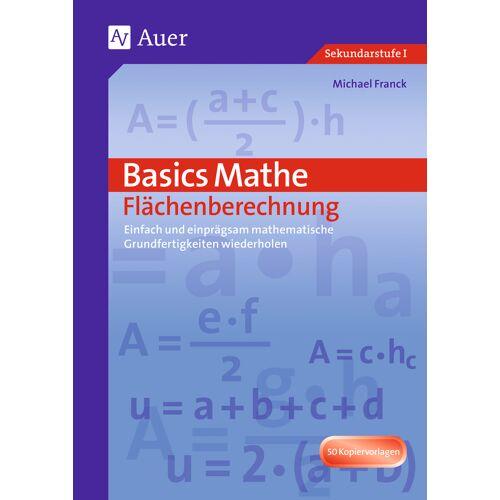 Auer Verlag Basics Mathe: Flächenberechnung