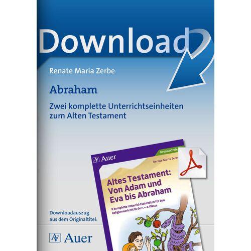 Auer Verlag Abraham