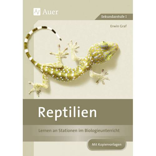 Auer Verlag Reptilien
