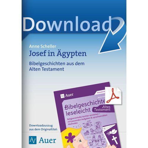 Auer Verlag Josef in Ägypten