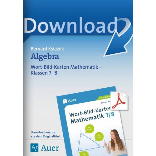 Auer Verlag Algebra