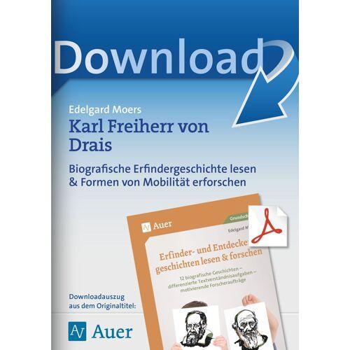 Auer Verlag Karl Freiherr von Drais