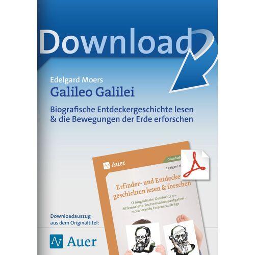 Auer Verlag Galileo Galilei