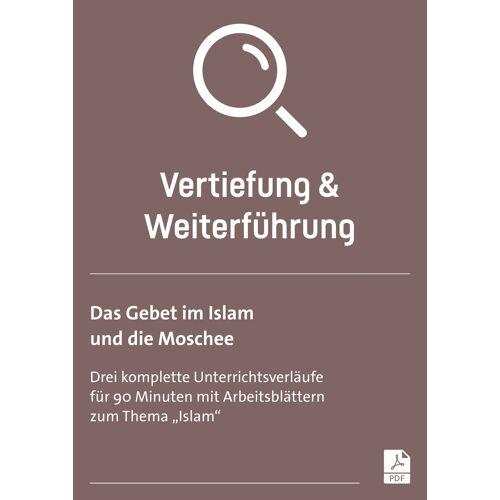 Auer Verlag Das Gebet im Islam und die Moschee