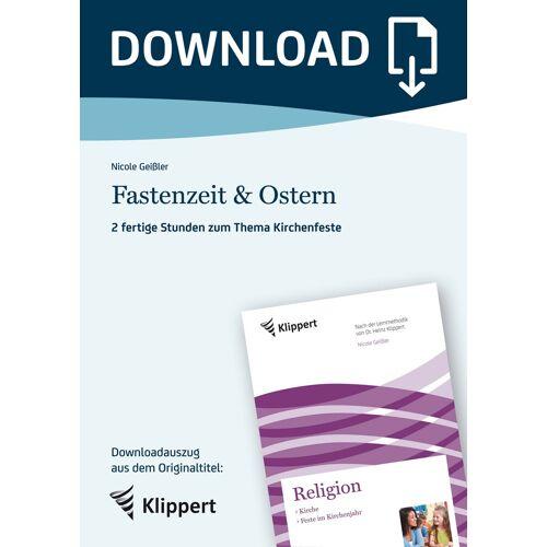 Klippert Fastenzeit & Ostern