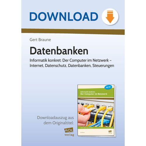 AOL-Verlag Datenbanken