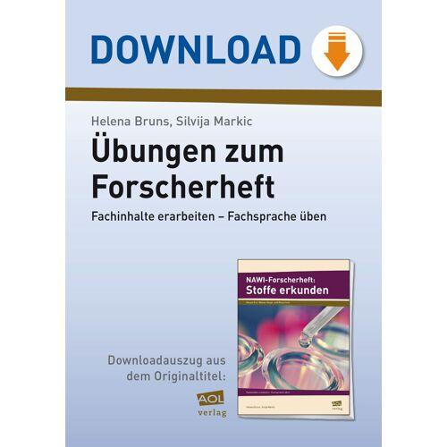 AOL-Verlag Übungen zum Forscherheft