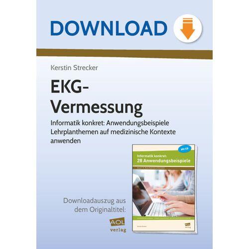 AOL-Verlag EKG-Vermessung
