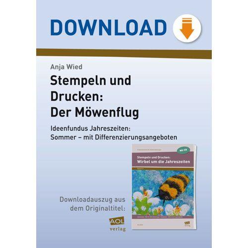 AOL-Verlag Stempeln und Drucken: Der Möwenflug