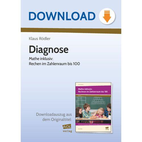 AOL-Verlag Diagnose