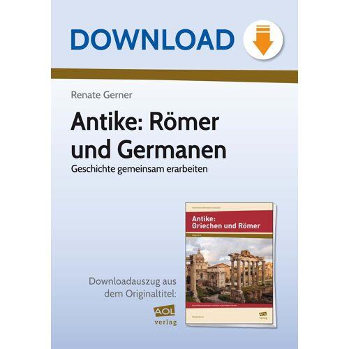 AOL-Verlag Antike:Römer und Germanen