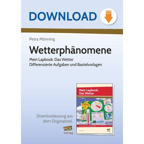 AOL-Verlag Wetterphänomene