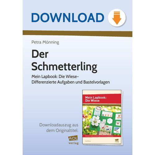 AOL-Verlag Der Schmetterling