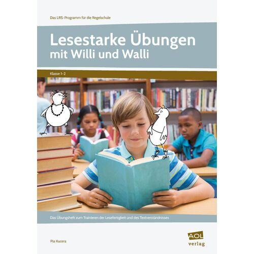 AOL-Verlag Lesestarke Übungen mit Willi und Walli