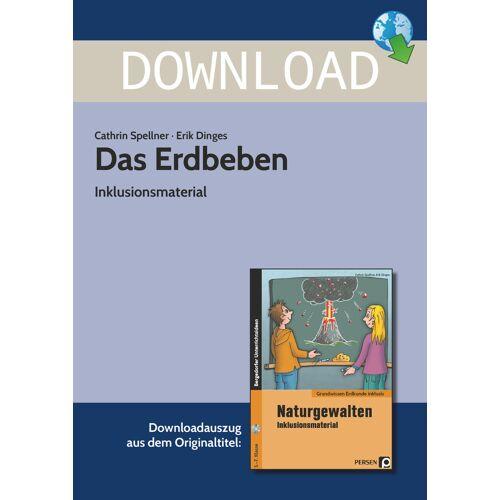 Persen Verlag Das Erdbeben