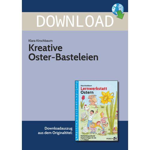 Persen Verlag Kreative Oster-Basteleien