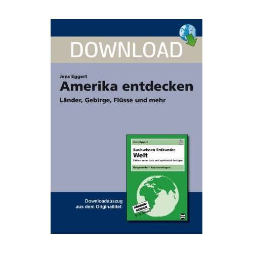 Persen Verlag Amerika entdecken