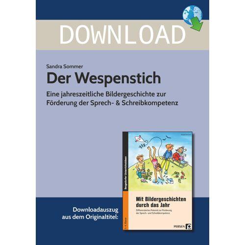 Persen Verlag Der Wespenstich