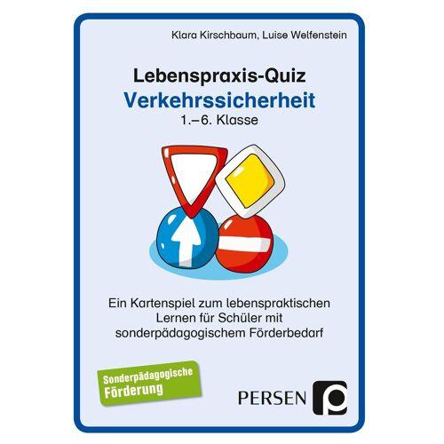 Persen Verlag Lebenspraxis-Quiz: Verkehrssicherheit